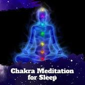 Chakra Meditation for Sleep: 15 Meditation Tracks to Help You Fall Asleep Quickly and Easily de Chakra's Dream