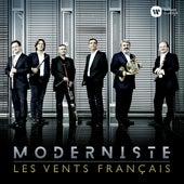Moderniste - Sonata for Flute, Oboe, Clarinet & Piano, Op. 47: II. Joyeux de Les Vents Français