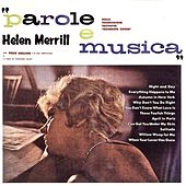 Parole e Musica (Original Television Soundtrack) (Remastered) by Helen Merrill