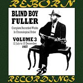 Complete Recorded Works, Vol. 3 - 1937 (HD Remastered) by Blind Boy Fuller