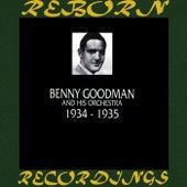 1934-1935 (HD Remastered) de Benny Goodman