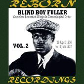 Complete Recorded Works, Vol. 2 (1936-1937) (HD Remastered) by Blind Boy Fuller