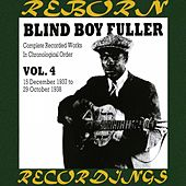 Complete Recorded Works, Vol. 4 - 1937-1938 (HD Remastered) by Blind Boy Fuller