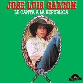 Le Canta a la Republica by José Luis Gazcón
