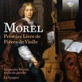 Morel: Premier Livre de pièces de violle de Spagna