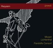 Mozart: Requiem in D Minor, K. 626 (Arr. P. Lichtenthal for String Quartet) von Pandolfis Consort