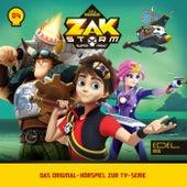 Folge 4: Bei den Meerestrollen / Calabrass ausser Betrieb (Das Original-Hörspiel zur TV-Serie) von Zak Storm