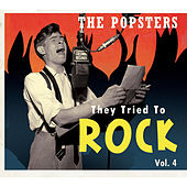 The Popsters - They Tried to Rock, Vol. 4 de Various Artists