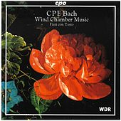 C.P.E. Bach: Wind Chamber Music by Various Artists