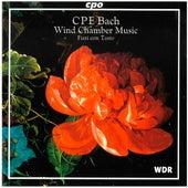 C.P.E. Bach: Wind Chamber Music von Various Artists
