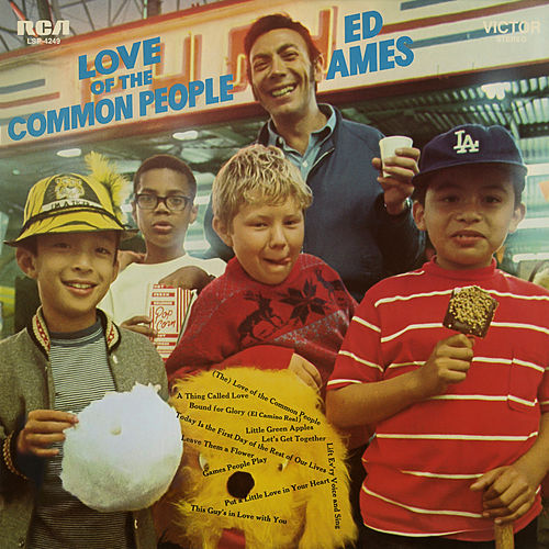 Love of the Common People von Ed Ames