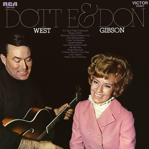 Dottie West & Don Gibson by Dottie West