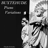 Buxtehude: Piano Variations by Claudio Colombo