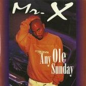Any Ole Sunday von Mr. X