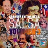 Grandes Éxitos de la Salsa, Vol. 3 (En Vivo) de Puerto Rican Power