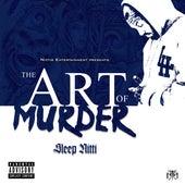 The Art of Murder by Sleep Nitti