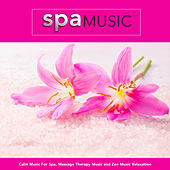 Spa Music: Calm Music For Spa, Massage Therapy Music and Zen Music Relaxation von Massage Therapy Music