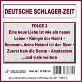 Deutsche Schlager-Zeit, Folge 2 by Various Artists