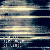 Quality Techhouse as Usual von Various Artists