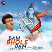 Bam Bhole Bam - Single by Sonu Nigam