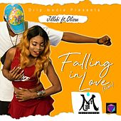 Falling In Love by Olisae