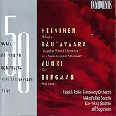 Society of Finnish Composers 50th Anniversary 1995, Vol. 3 von Finnish Radio Symphony Orchestra