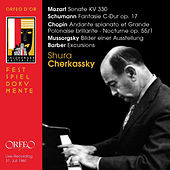 Mozart, Schumann, Chopin & Others: Piano Works (Live) de Shura Cherkassky