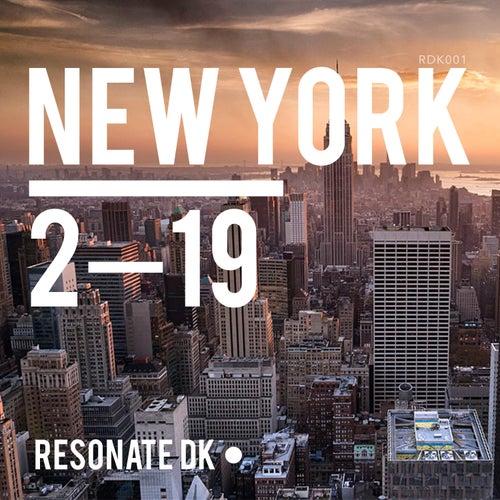 New York 2-19 de Deep House