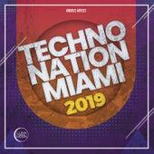 Techno Nation Miami 2019 von Various