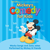 Mickey's Comedy for Kids de Various Artists