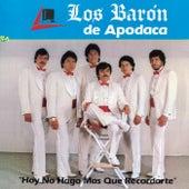 Hoy No Hago Mas Que Recordarte de Los Barón De Apodaca