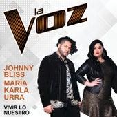 Vivir Lo Nuestro (La Voz) de Johnny Bliss