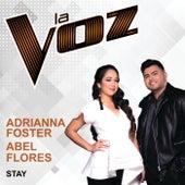 Stay (La Voz) by Adrianna Foster