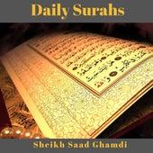 Daily Surahs de Sheikh Saad Ghamdi