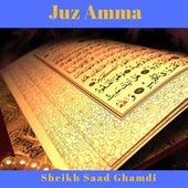 Juz Amma de Sheikh Saad Ghamdi
