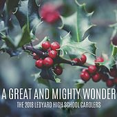 A Great and Mighty Wonder by The 2018 Ledyard High School Carolers