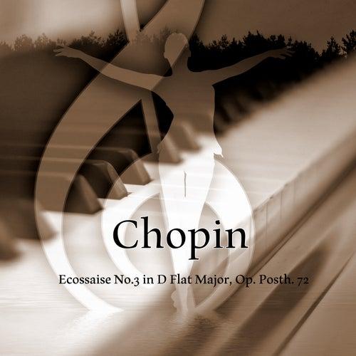 Chopin: Ecossaise No.3 in D Flat Major, Op. Posth. 72 von Richard Settlement