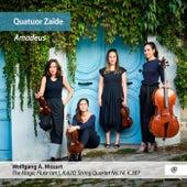Quatuor Zaïde: Amadeus de Quatuor Zaïde