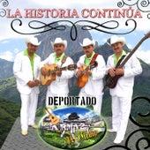 La Historia Continúa by Los Arma2 De La Sierra