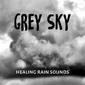 Grey Sky: Healing Rain Sounds, Relaxation & Sleep, Free Your Mind & Relax Better with Rainforest & Raindrops by Various Artists