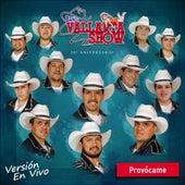 Provócame - Live de Banda Vallarta Show