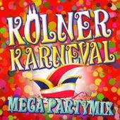 Kölner Karneval: Mega Partymix von Various Artists