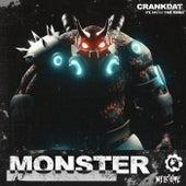 Monster (Feat. Hyro The Hero) by Hyro The Hero Crankdat