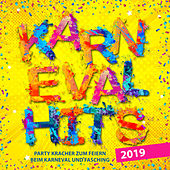 Karneval Hits 2019 (Party Schlager Kracher zum Feiern beim Karneval und Fasching) von Various Artists