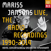 Mariss Jansons Live - The Radio Recordings 1990-2014 von Royal Concertgebouw Orchestra