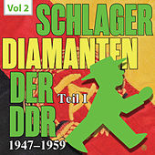 Schlager Diamanten der DDR, Vol. 2 de Various Artists