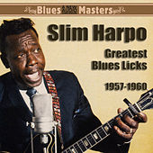Greatest Blues Licks (1957-1960) de Slim Harpo