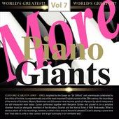 More Piano Giants, Vol. 7 de Various Artists