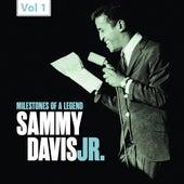 Milestones of a Legend: Sammy Davis Jr., Vol. 1 by Various Artists