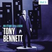 Milestones of a Legend - Tony Bennett, Vol. 5 by Various Artists